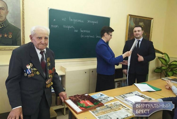 «Ни шагу назад! Вперед на врага!». 75-летию Сталинградской битве посвящается