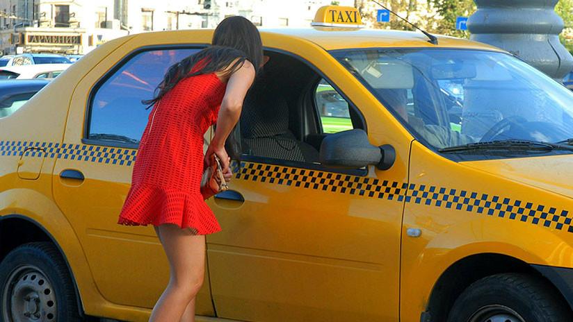 Домогание таксиста видео — photo 4