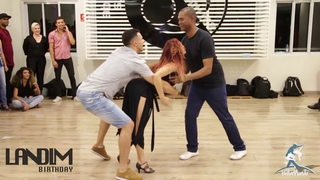 Baila Mundo - Paulo Victor, Luisa Teston e Landim (Landim Birthday)