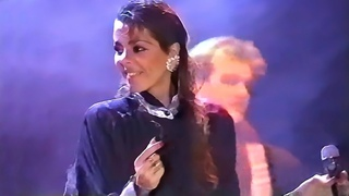 Sandra - In The Heat Of The Night (World Dance Festival 1986) [Remastered]
