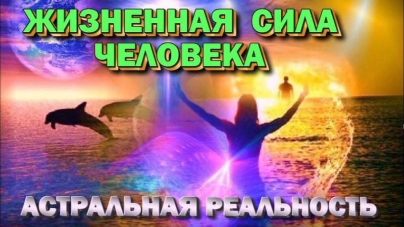семинар Жизненная сила человека Астральная реальность