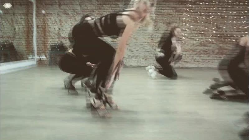 High heels 👠 choreography