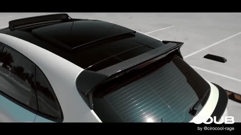 Porsche Macan Turbo Fi EXHAUST Cat-Back Sound X Extreme Toys