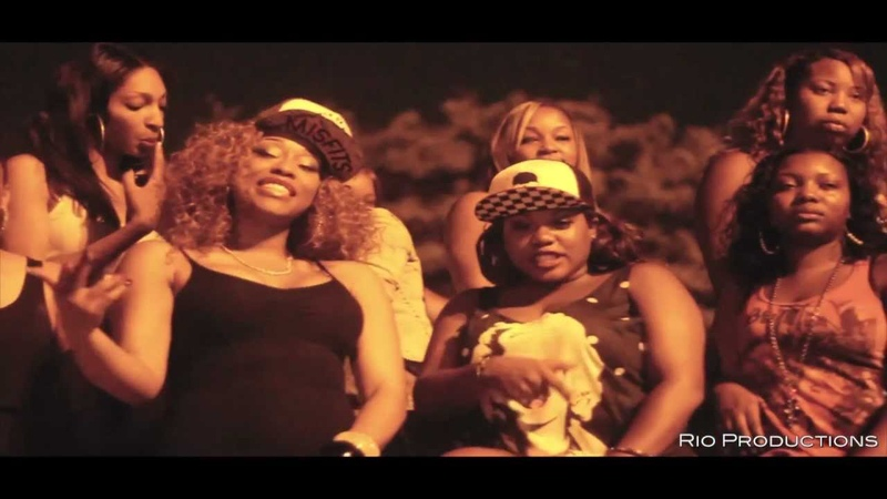 Shawnna - Snap Backs N Tattoos (she mix) [OFFICIAL VIDEO] Shot By @RioProdBXC
