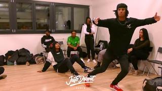 Les Twins {Criminalz Crew} workshops - Freestyles part 1 - Juste Debout School