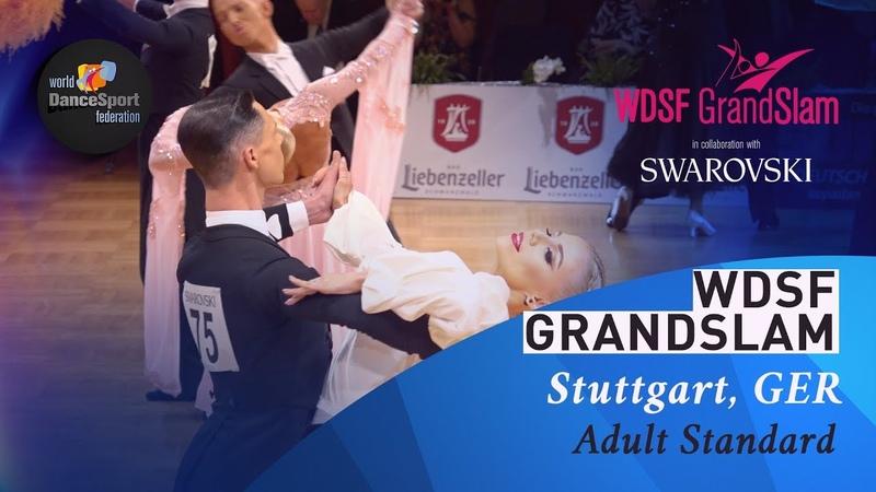 Fainsil - Posmetnaya, GER | 2019 GrandSlam STD Stuttgart | R3 W