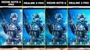 🇷🇺🇨🇳 China Gadgets REDMI NOTE 8 PRO vs REALME 5 PRO vs REDMI NOTE 8 vs REALME 3 PRO БОЛЬШОЕ СРАВНЕНИЕ В ИГРАХ GAMING