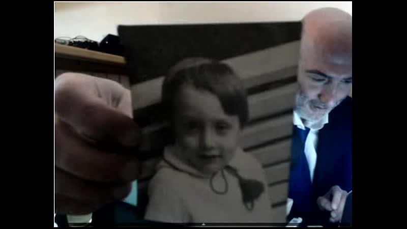 Легоша Бирюков (МОРФ, Легендурень) демонстрирует семейные фотки 18.12.13