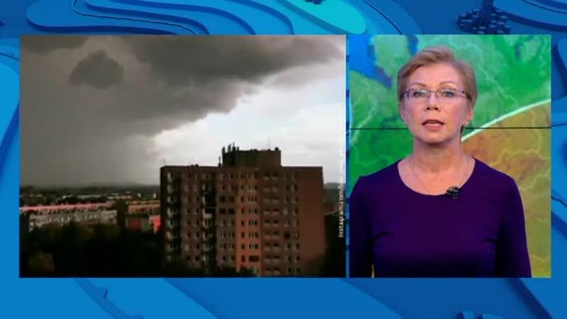 730 давление в Москве пробило барическое дно