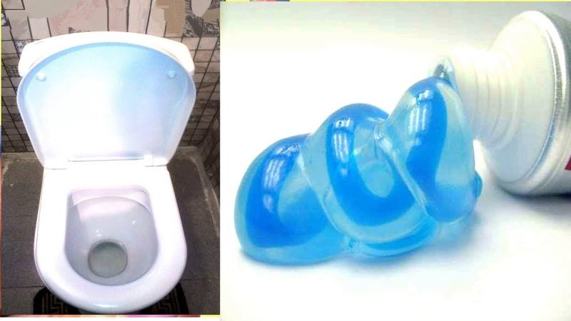 Теперь в туалете у меня всегда лежит ЗУБНАЯ паста После того как я узнала этот СПОСОБ