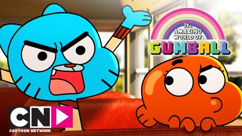 Удивительный мир Гамбола | Супер злодей | Cartoon Network
