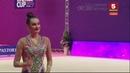 Alina Harnasko BLR Ribbon Final World Cup Pesaro 2019