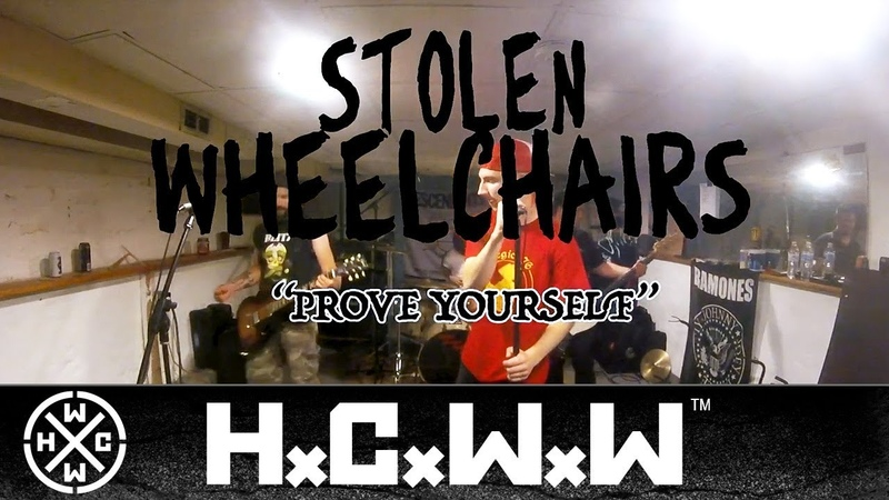 STOLEN WHEELCHAIRS - PROVE YOURSELF - HARDCORE WORLDWIDE (OFFICIAL D.I.Y. VERSION HCWW)