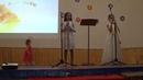 Праздник день День Матери в д Окунево Омской области 3 часть