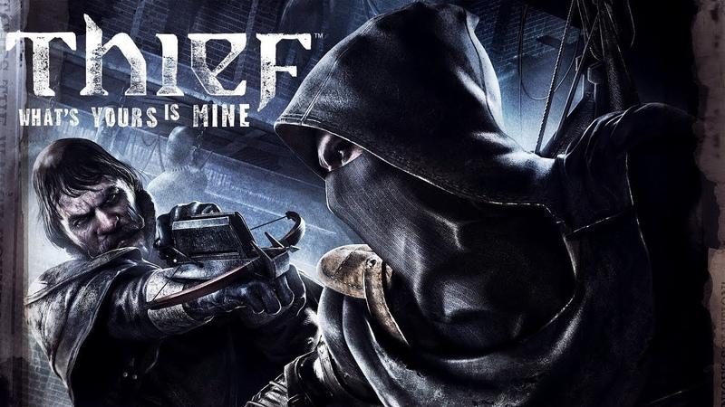 Thief (2014) Cutscenes Cinematic 1080p HD