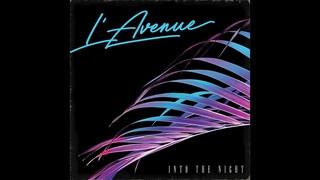 L'Avenue - Into The Night (Full Album) [Retrowave / Pop Synthwave]