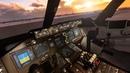 Flight Simulator 2020 DUBAI International 747 8 Cockpit Takeoff 4K HDR PREVIEW BUILD
