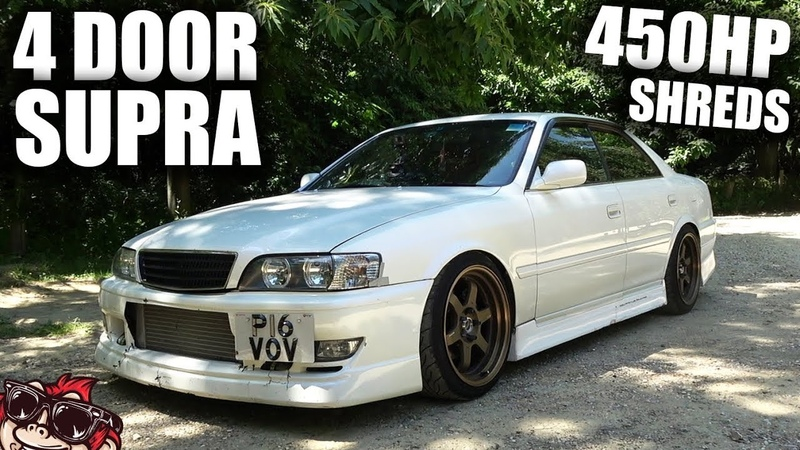 🐒 450HP TOYOTA CHASER 1JZ - THE BUDGET SUPRA ALTERNATIVE!