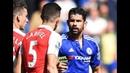 Costa's fight vs Gabriel 2015 Chelsea vs Arsenal 19 09 2015 Bpl  hd