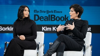 Kim Kardashian and Kris Jenner Discuss Their Family's Legacy, the Dangers of Social Media, and More