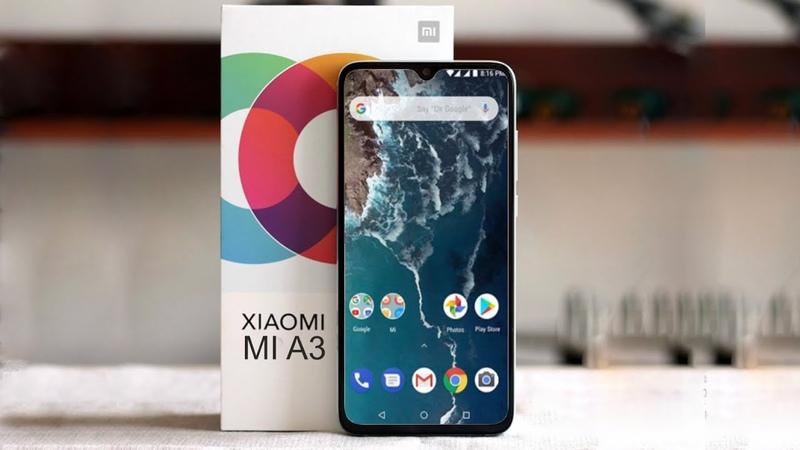 Xiaomi Mi A3 и Mi A3 lite уже в продаже. Клоны CC9 и СС9e