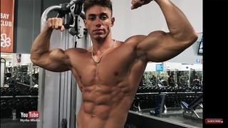 Hayden Monteleone Gym Pump Motivation Styrke Studio