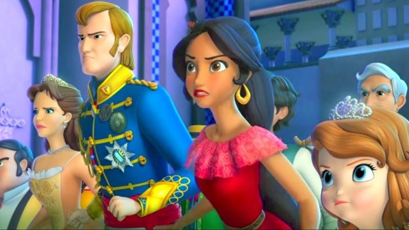 Елена - Принцесса Авалора   Елена и тайна Авалора   Спецвыпуск   Мультфильм Disney