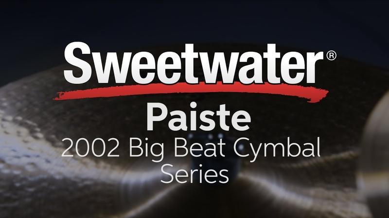 Paiste 2002 Big Beat Cymbal Series Review