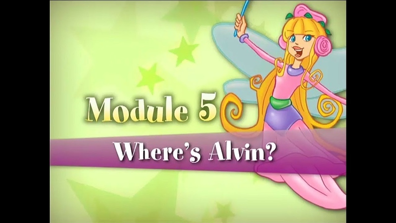 STARLIGHT 3 - Module 5 - Where's Alvin