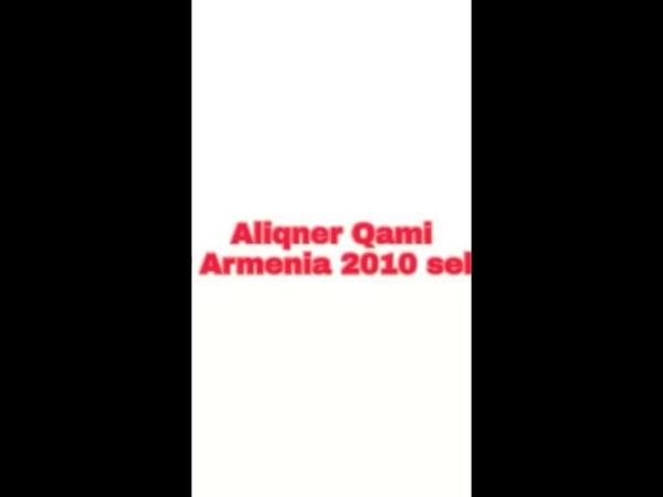 Aliqner Qami Junior Armenia 2010 Selection