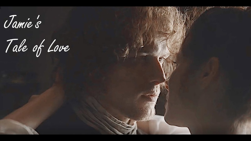 Outlander Jamie and Claire Jamie's Tale of Love