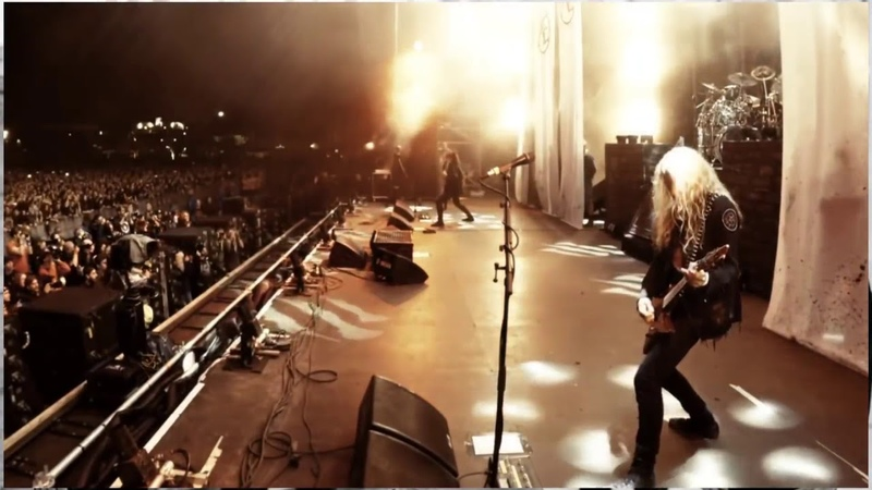 Arch Enemy AS THE STAGES BURN Live DVD Yesterday Is Dead and Gone