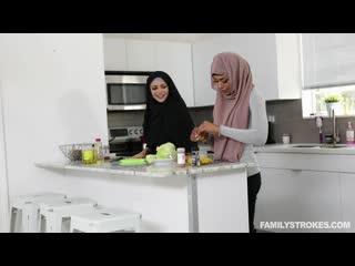 [FamilyStrokes] Milu Blaze - Pleasuring My Stepsister In Her Hijab NewPorn2020