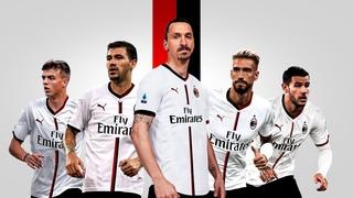 Introducing the new AC Milan Away kit for  season!