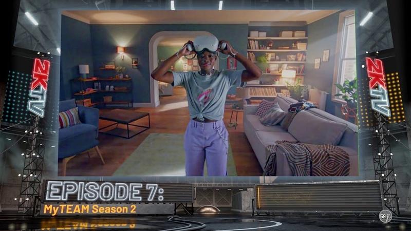NBA 2K21 unskippable ads on PS4 Stevivor