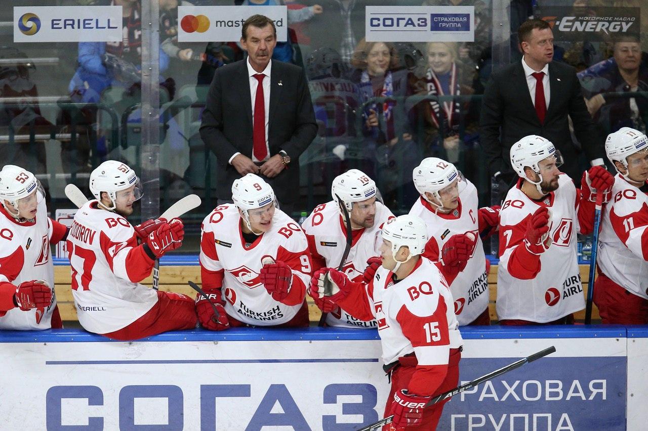 Олег Знарок: Мы сыграли командой очень хорошо, проявили характер