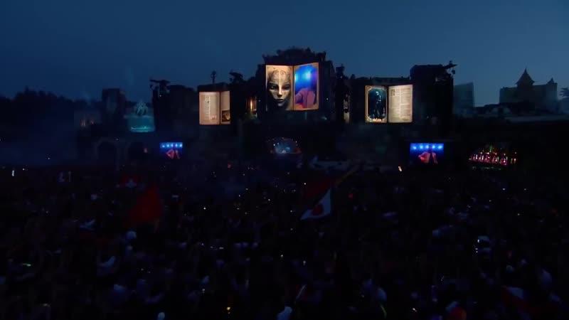 Armin van Buuren playing PPK - ResuRection @ Tomorrowland 2019