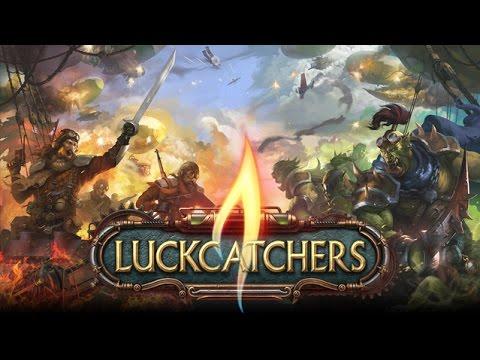 LuckCatchers туториал-особенности торговли,поиск торговых маршрутов,заработок легких денег