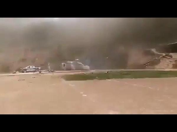 Muere un elemento de la policía estatal tras caída de Black Hawk en Veracruz