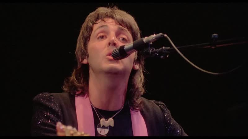 Paul McCartney Wings Yesterday Live 1976 HD 1080