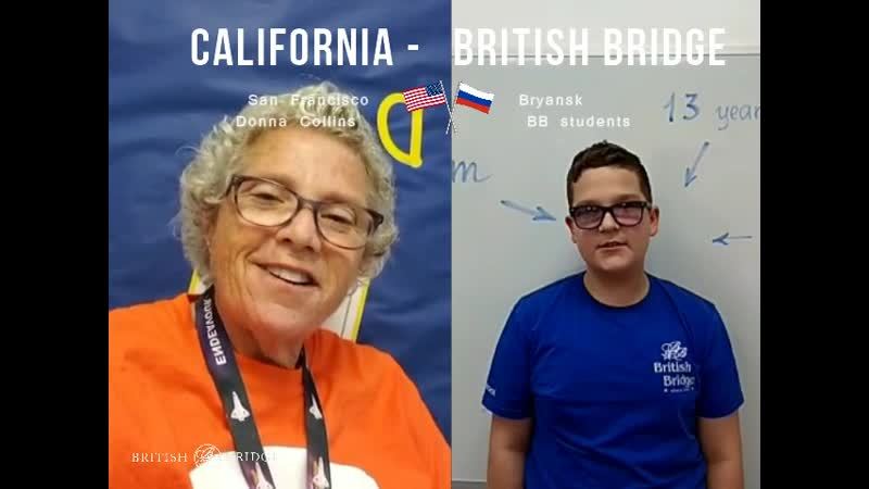 California - British Bridge - Which countries have you visited?