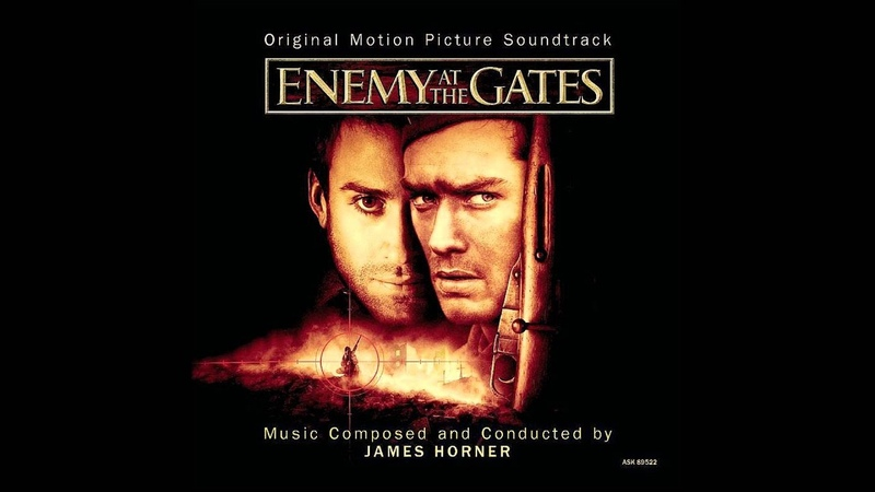 Tania (End Credits) - Enemy at the Gates Score - James Horner
