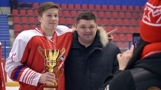 Золотая шайба 2020 | хоккей | г. Балаково