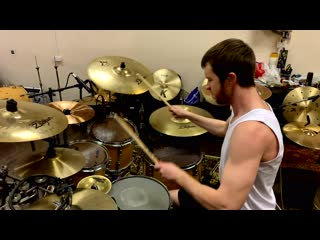 Emmure 4 poisons 3 words drum cover by alexander dovgan'