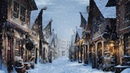 1 Hour Relaxing Harry Potter Winter Christmas Music
