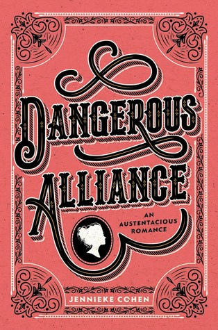 Jennieke Cohen - Dangerous Alliance (epub)