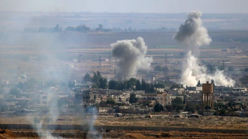 Турецкая артиллерия обстреляла город Саракиб || НОВОСТИ от ANNA NEWS на вечер 10 февраля 2020
