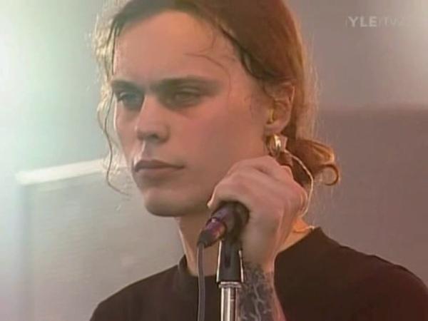 HIM When Love And Death Embrace Live @ Provinssirock Tornava Seinajoki Finland 19 06 1999
