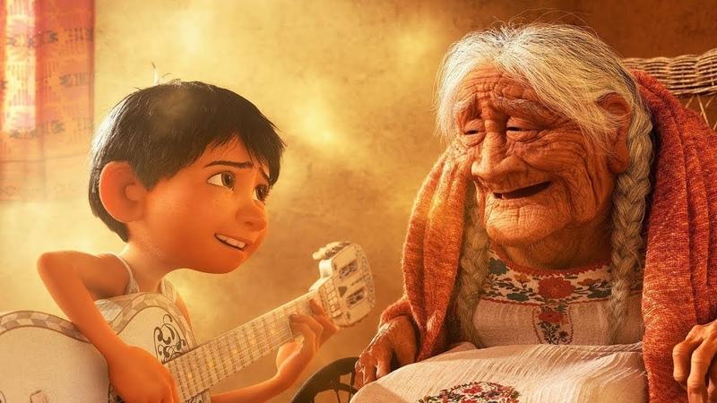 Коко | Пісня Згадай мене українською Pixar