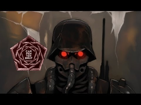 Carpenter Brut Roller Mobster Dark Synthwave AMV